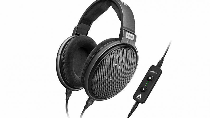 U kunt de Sennheiser HD 650 nu ook samen met een Apogee Groove kopen