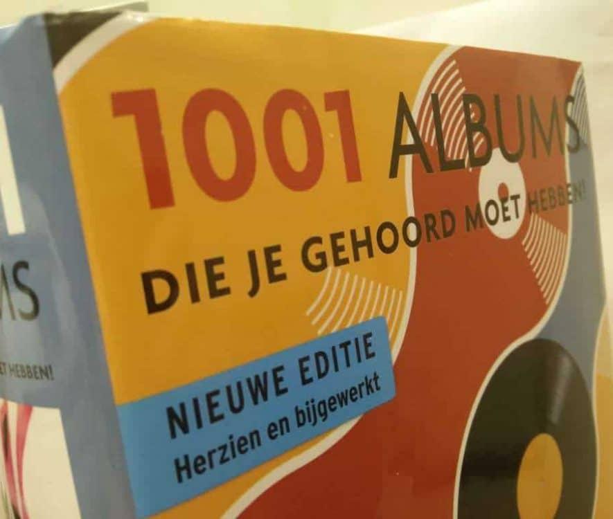 1001 albums die je gehoord moet hebben