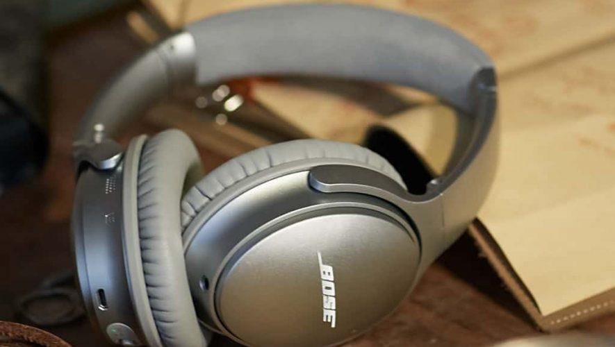 De Bose QuietComfort 35 beschikt over uitstekende noise cancellation