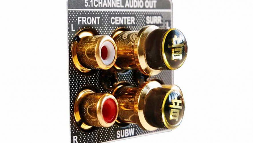 De Akiko Audio caps houden stof en HF-ruis buiten uw apparatuur