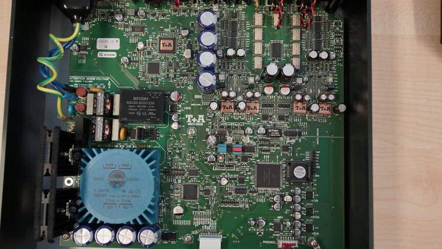 T+A DAC8 DSD
