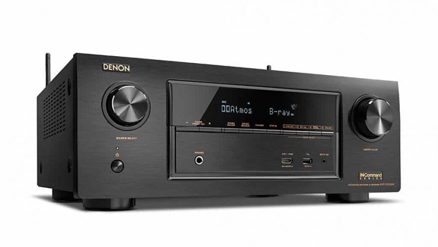 De Denon AVR-X3300W netwerk receiver, het kloppend hart voor een stevige home cinema-installatie