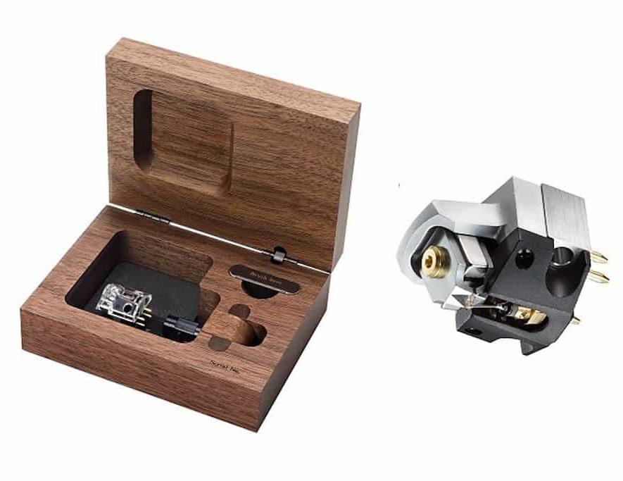Het nieuwe Audio Technica AT-ART1000 cartridge