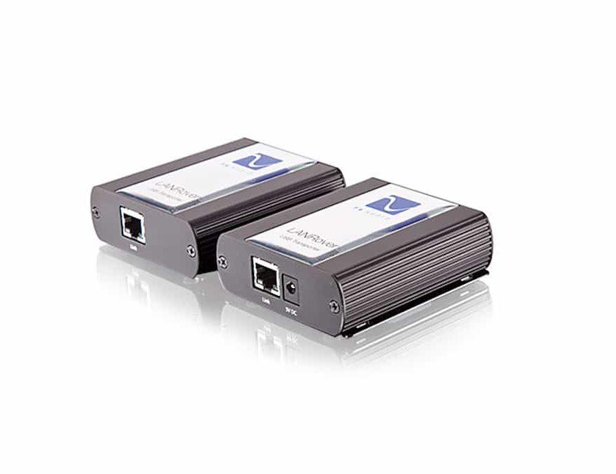 De LANRover, van USB naar LAN en weer terug