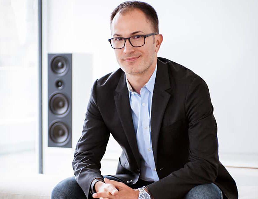 Pablo La Rosa is de nieuwe General Manager Marketing bij Raumfeld