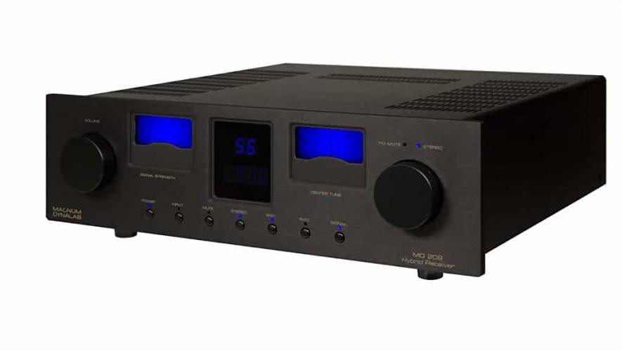 De Magnum Dynalab MD209 receiver