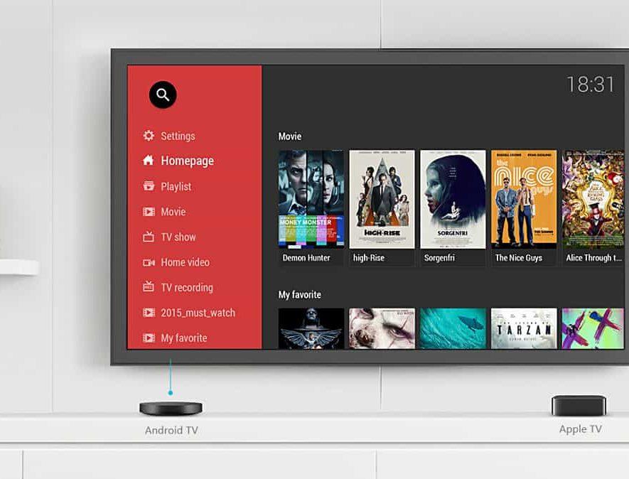 Kijk uw NAS-films nu via de DS Video-app van Synology op Android smart-tv's
