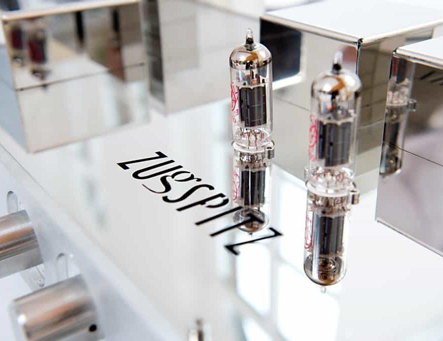 Het Duitse Zugspitz heeft een serie bijzondere producten in het assortiment, waaronder buizenversterkers