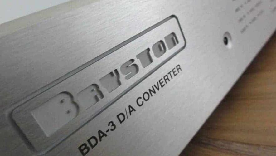 Bryston BDA-3 dac