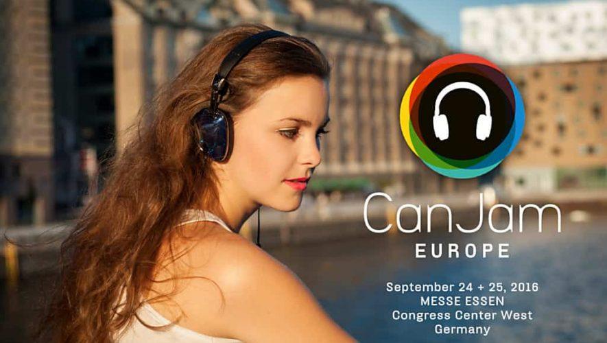 De CanJam Europe zit er weer aan te komen