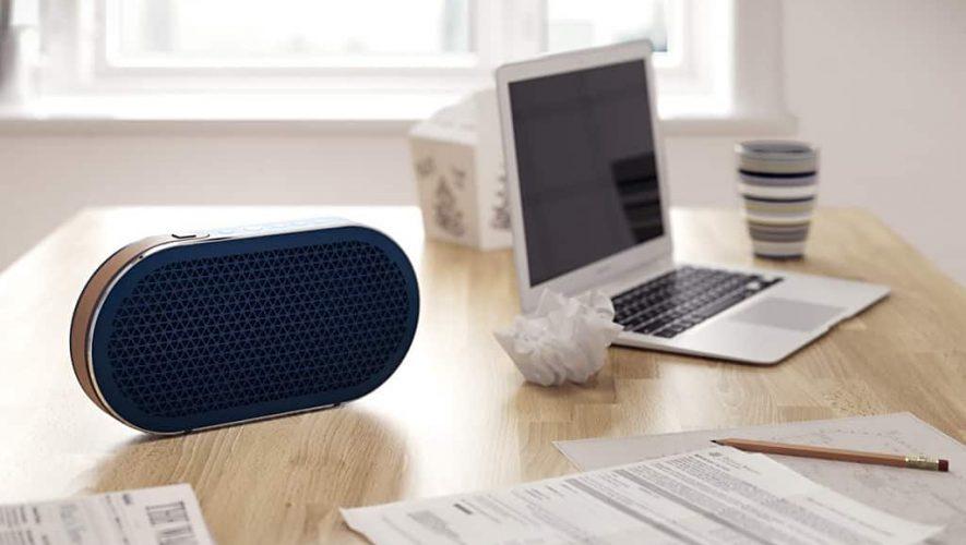 De Dali Katch, een Bluetooth 4.0-speaker met Apt-X