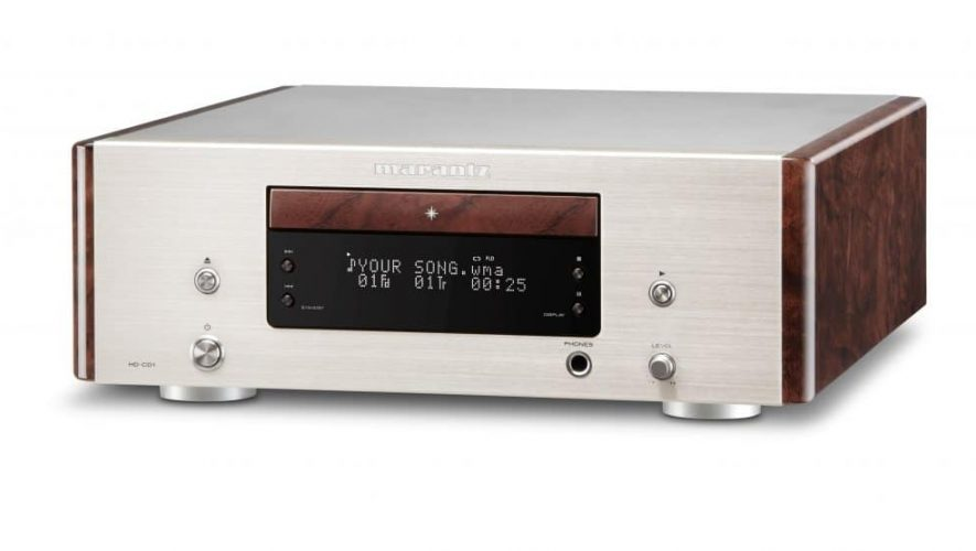 De Marantz MusicLink HD-CD1 cd-speler