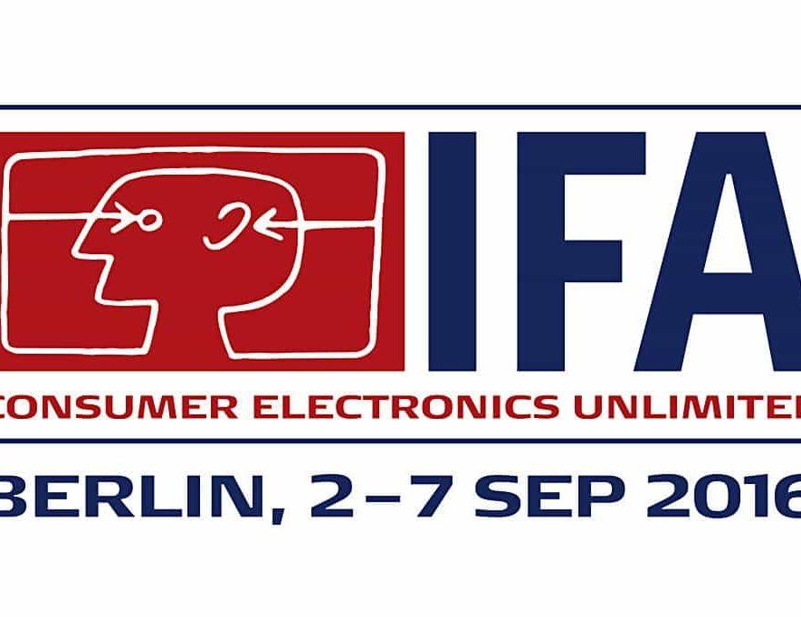 De IFA staat weer op springen