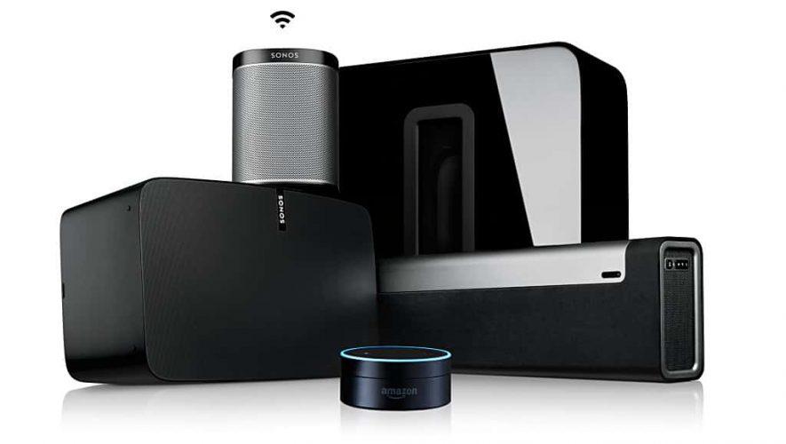 Sonos krijgt spraakherkenning via Amzon's Alexa