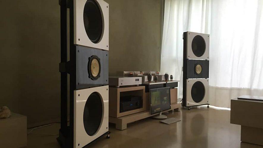 De Trio15 Voxativ van PureAudioProject