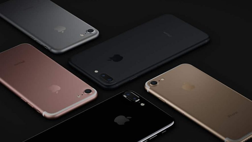 De Apple iPhone 7 ontbeert een koptelefoonaansluiting
