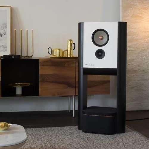 De LS1be is het nieuwe referentiesysteem van Grimm Audio
