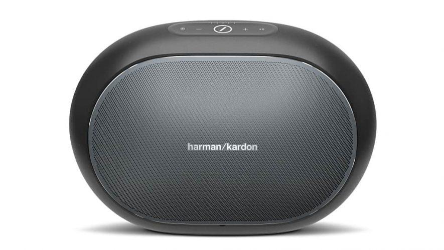 De Omni 50+, een van de nieuwe Harman Kardon draadloze HD-speakers