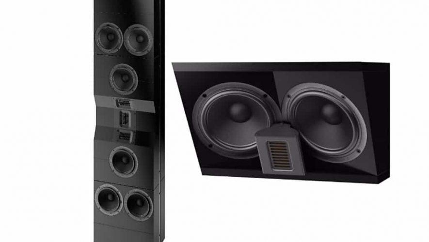 De nieuwe Steinway Lyngdorf thuistheater-speakers