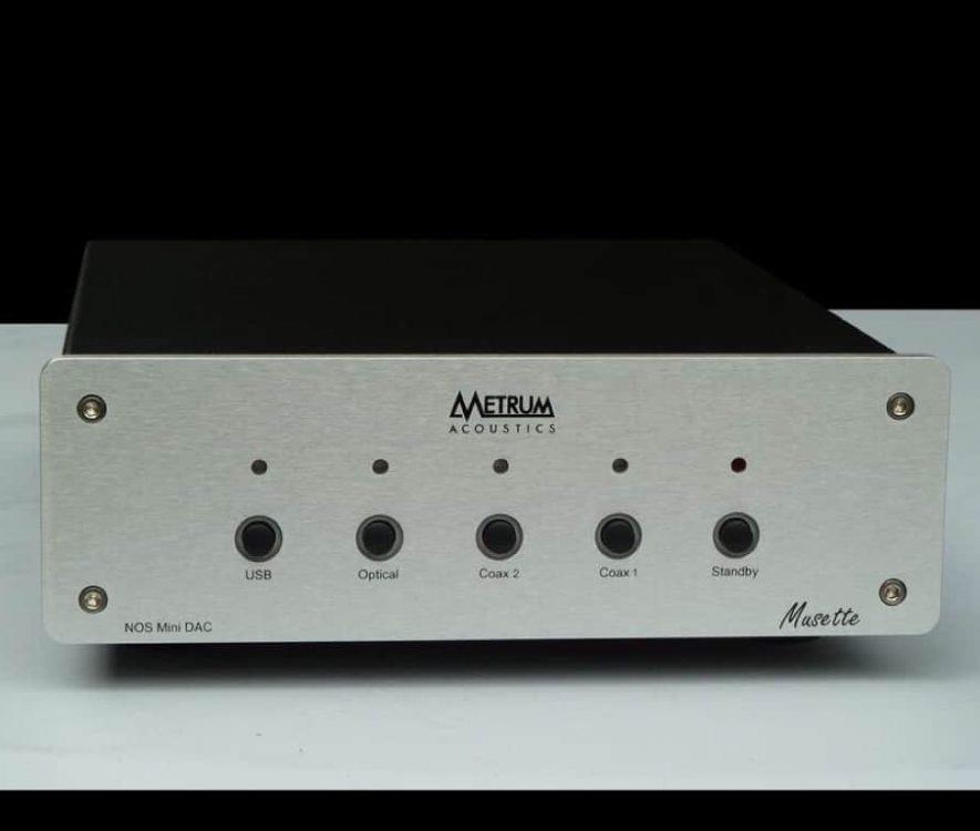 De Metrum Acoustics Musette is een van de beursaanbiedingen