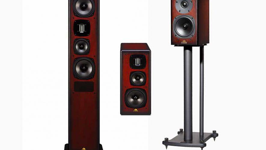 Quad-Raad voegt speakers van Castle toe aan het leveringsassortiment