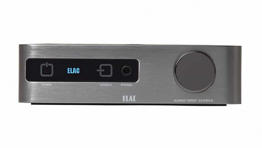 De nog dit jaar te verschijnen ELAC EA101EQ-G