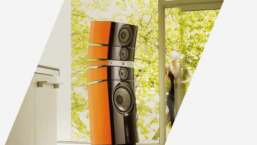 De Grande Utopia EM, een van de high-end speakers van Focal