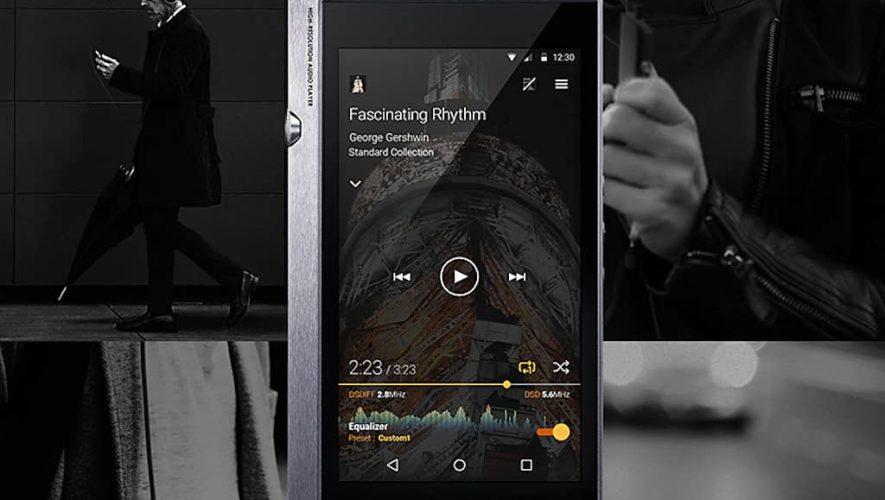 De Pioneer XDP-300R is een op Android gebaseerde hifi-muziekspeler