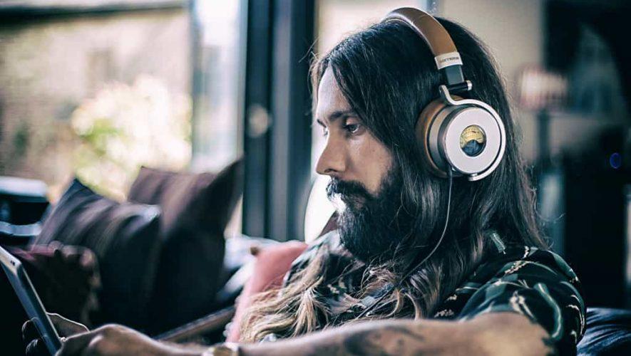 Een deel van de koptelefoons van het nieuwe Meters Music ogen bijzonder