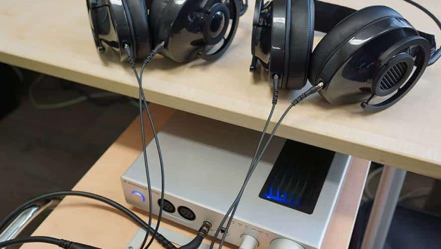 Personal Audio testhoek