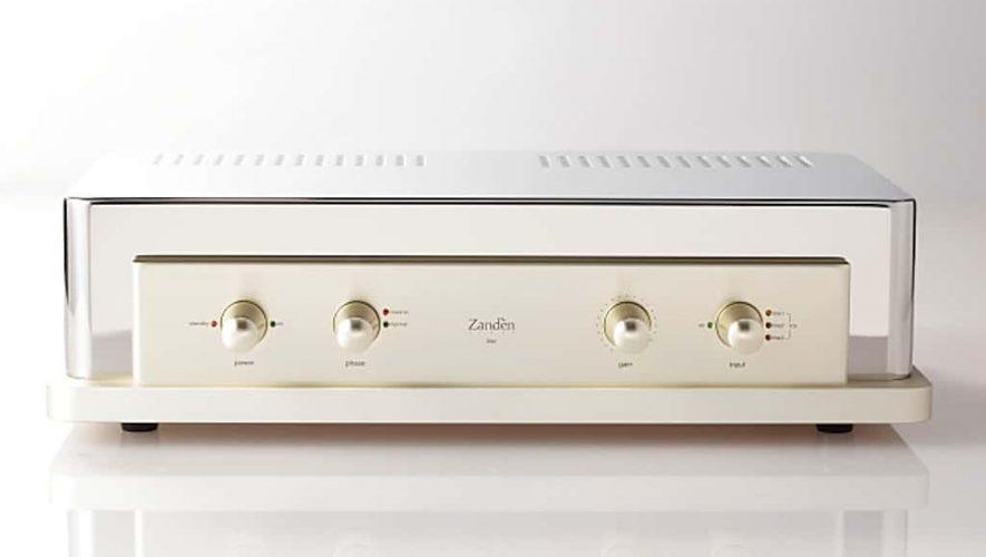 De Zanden Audio 3000mk2 voorversterker