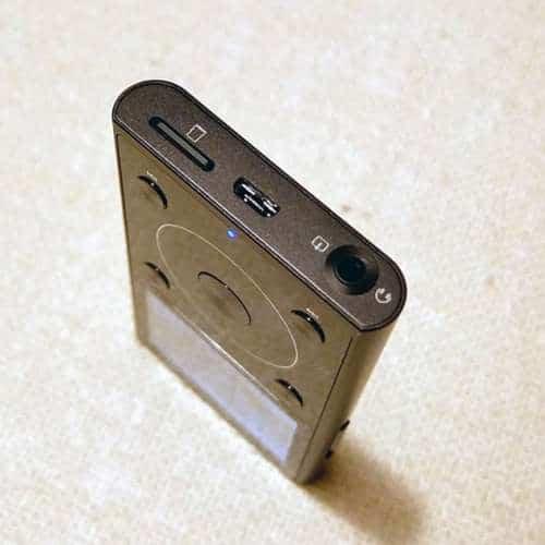 Fiio X1 portable player