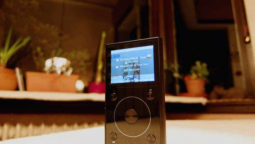 Fiio X1 portable player