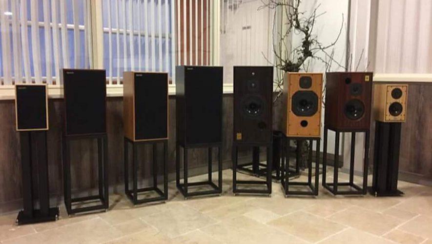 Legendary Sound is dealer geworden van de volledige lijn Harbeth luidsprekers