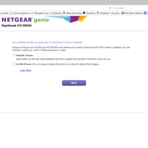 Netgear R9000 - Install-1