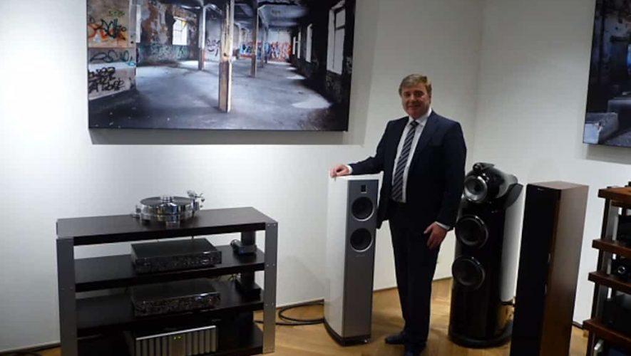 Poulissen Audio/Video is per direct de exclusieve dealer in Nederland voor Burmester Audio
