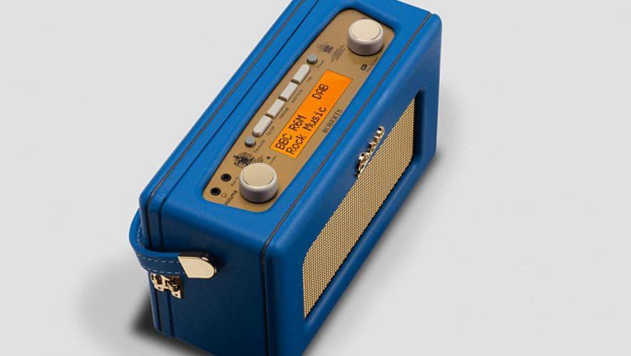 De Roberts RD60 'Revival' portable DAB+/FM-radio