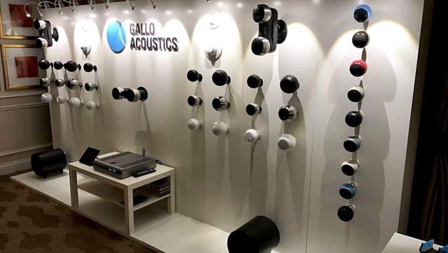 Gallo Acoustics ontvouwt toekomstplannen op ISE