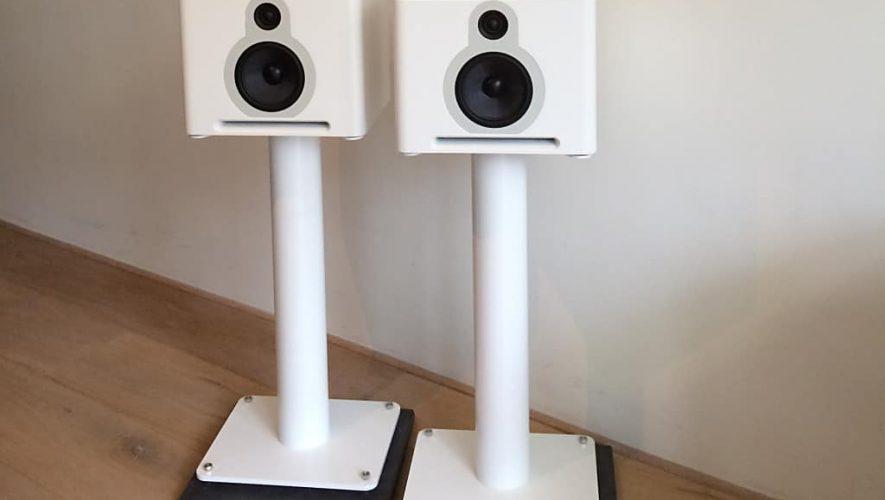 De derde generatie Q10 van Guru Audio.