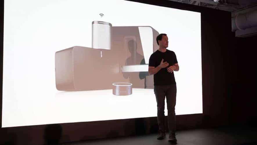 Sonos Alexa