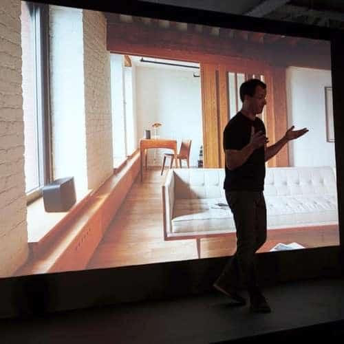 Sonos presentatieSonos presentatie