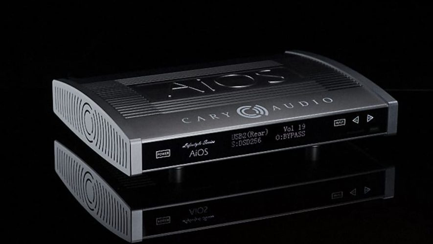 De Cary Audio AiOS is nu MQA-gecertificeerd