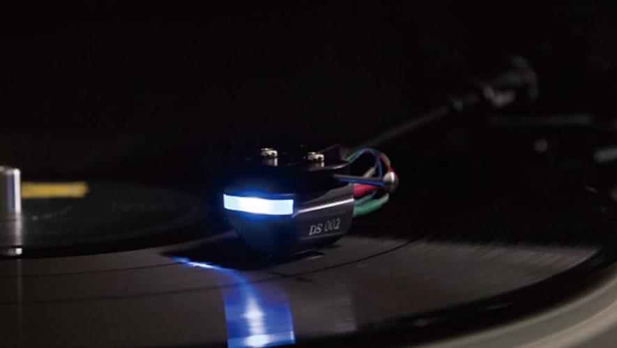 De nieuwe optische cartridge van DS Audio