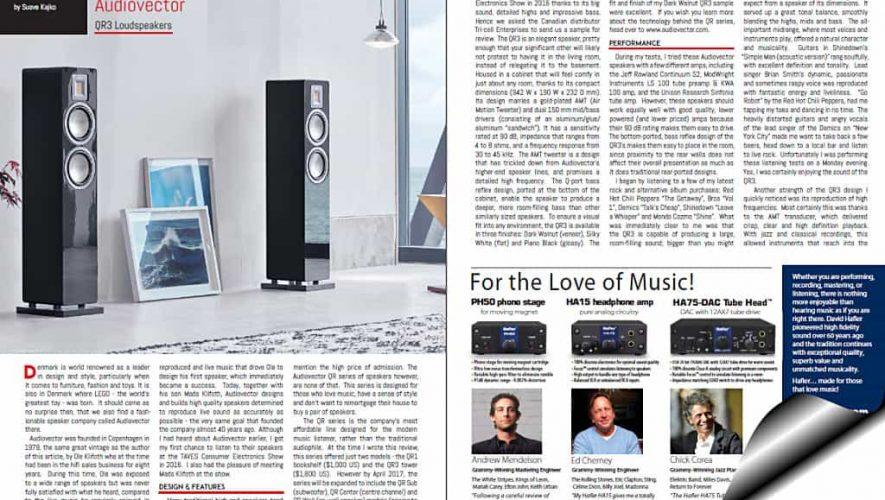 NOVO Magazine, een gratis e-ezine voor audioliefhebbers