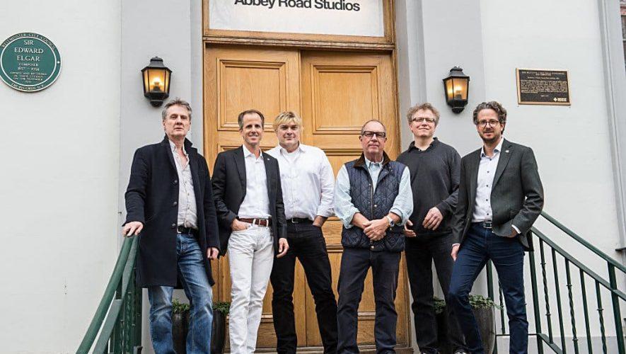 Sennheiser gaat samenwerken met Pink Floyd
