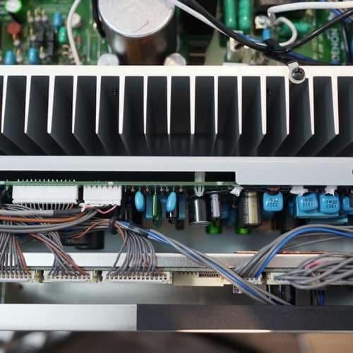 Denon PMA1600NE input stage
