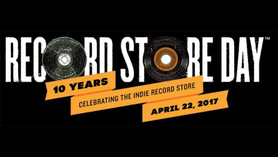 Zaterdag is het Record Store Day