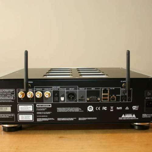 Achterkant NAD M50.2