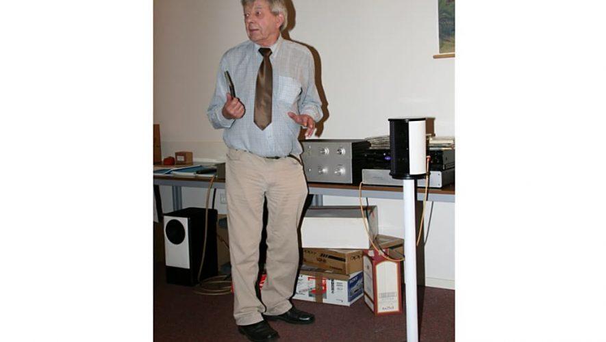 John van der Sluis overleed op 1 april, hij werd 80 jaar