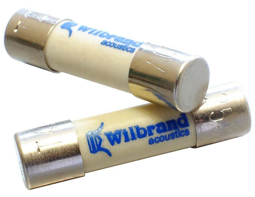 De Zilver Zekering van Wilbrand Acoustics